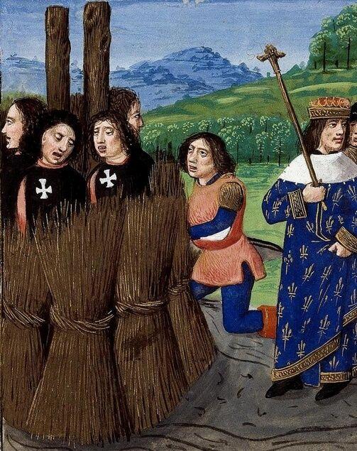 Confesaría haber matado a Nuestro Señor - Aimery de Villiers-le-Duc - Declaraciones - Umberto Eco - El péndulo de Foucault