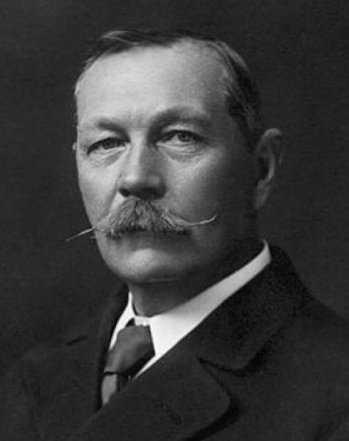A un hombre siempre le resulta difícil - Arthur Conan Doyle