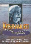 Jiddu Krishnamurti - Obras Completas III