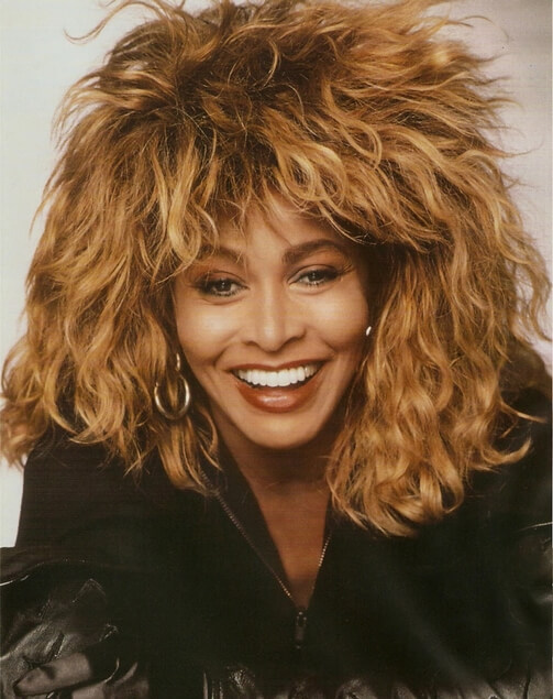 Lo que se obtiene es lo que se ve [What you get is what you see] - Tina Turner