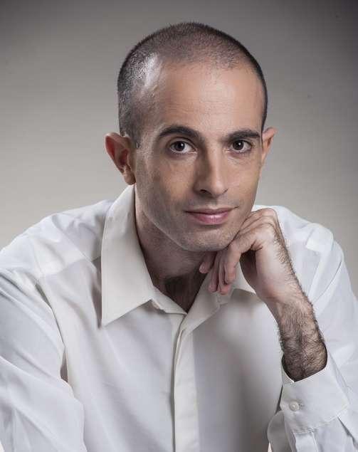 Orden imaginado - Yuval Noah Harari - De animales a dioses
