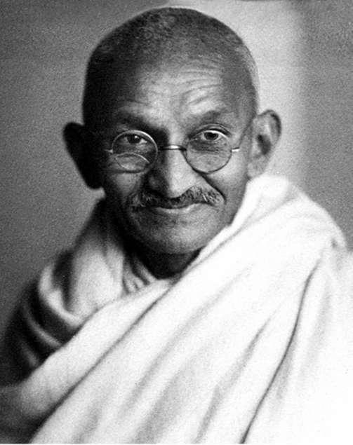 Incesantemente tratando de comprender - Gandhi - La base moral del vegetarismo