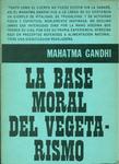 La base moral del vegetarianismo