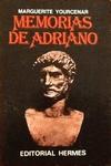 Una amistad fuera de lo común - Marguerite Yourcenar - Cuaderno de notas a las Memorias de Adriano